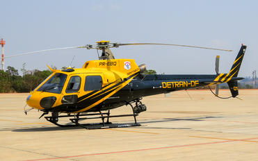PR-EBQ - Brazil - Police Aerospatiale AS350 Ecureuil / Squirrel