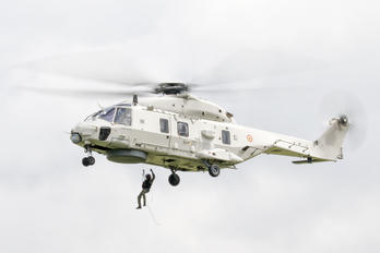 RN-03 - Belgium - Air Force NH Industries NH90 NFH