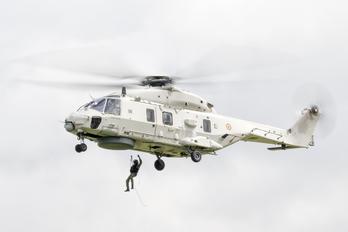 RN-03 - Belgium - Air Force NH Industries NH90 NFH