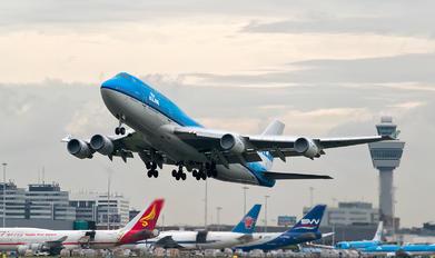 PH-BFI - KLM Boeing 747-400