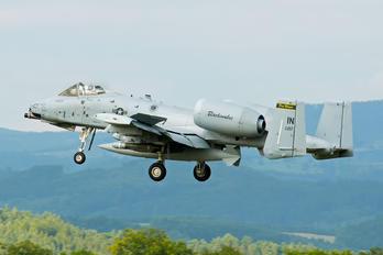 217 - USA - Air Force Fairchild A-10 Thunderbolt II (all models)