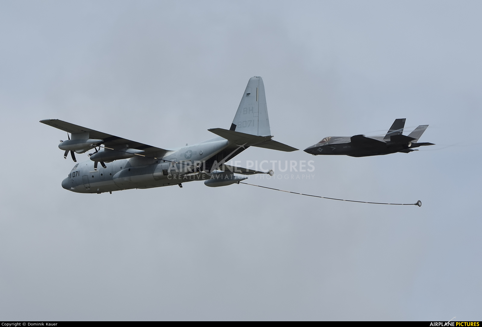 USA - Marine Corps 168071 aircraft at Fairford