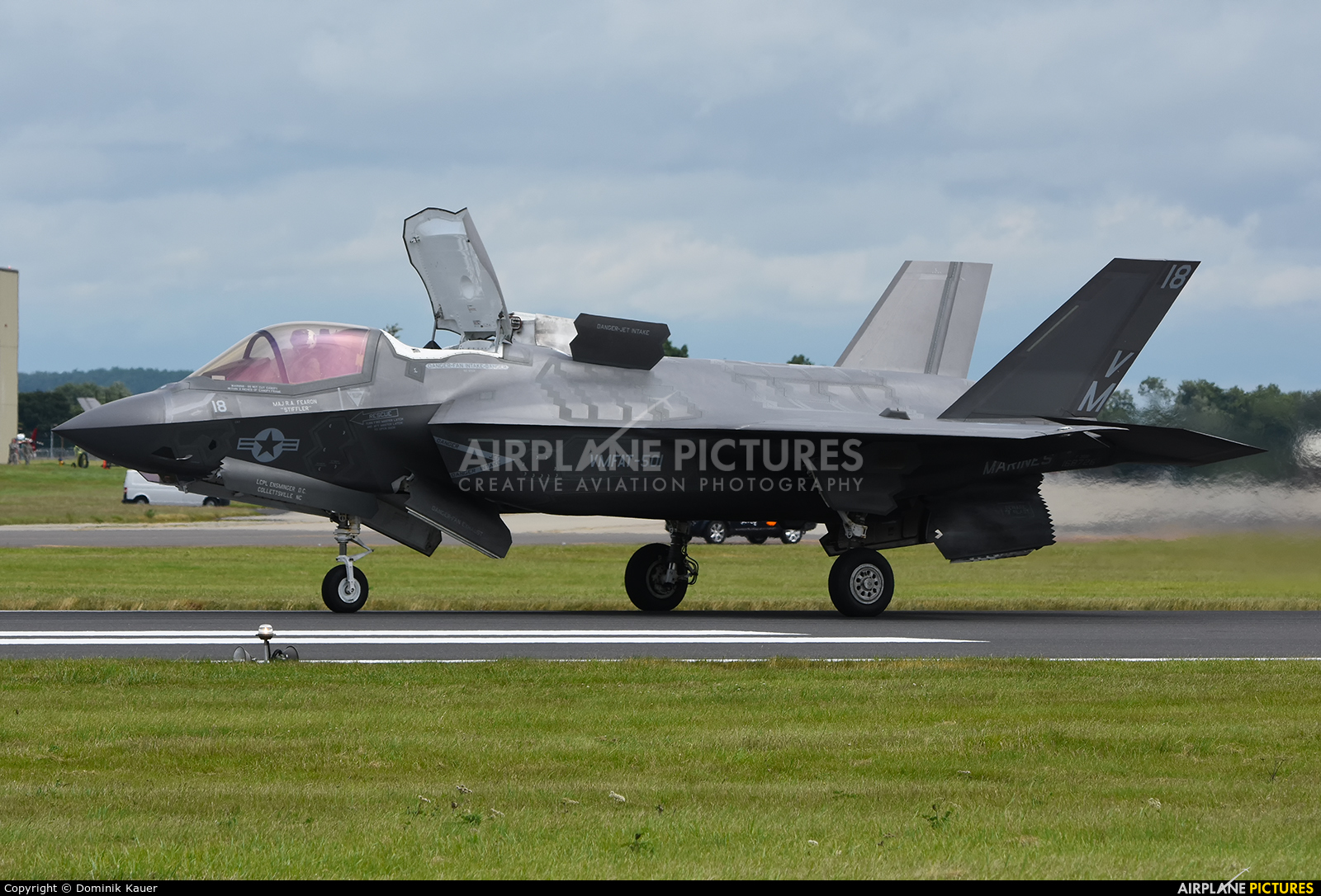 USA - Marine Corps 168726 aircraft at Fairford