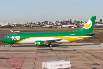 PP-WSA - Rio Linhas Aéreas Boeing 737-4Q8