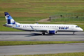 PP-PJL - Trip Linhas Aéreas Embraer ERJ-190 (190-100)