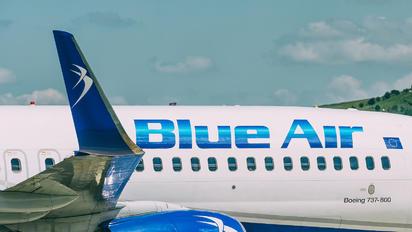 YR-BME - Blue Air Boeing 737-800