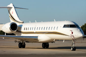OE-IRS - Private Bombardier BD-700 Global 6000