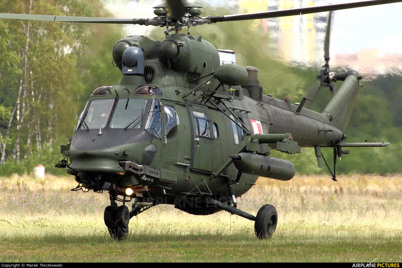 Poland - Army 0901 aircraft at Warsaw - Babice