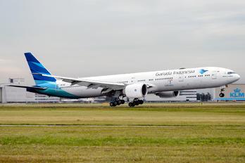 PK-GIC - Garuda Indonesia Boeing 777-300ER
