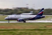 RA-89056 - Aeroflot Sukhoi Superjet 100 aircraft