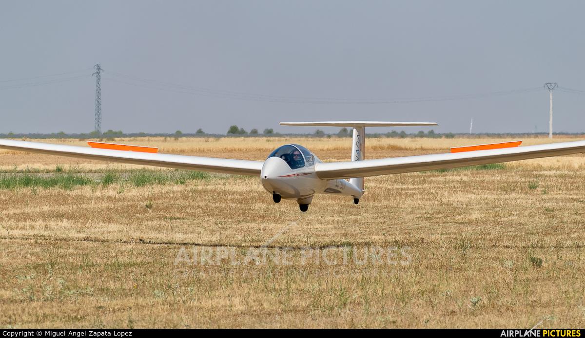 SENASA EC-BUF aircraft at Ocana