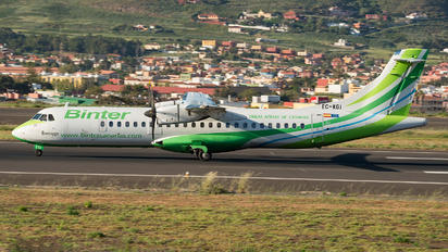 EC-KGI - Binter Canarias ATR 72 (all models)