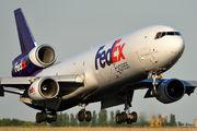 N618FE - FedEx Federal Express McDonnell Douglas MD-11F aircraft