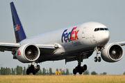 N887FD - FedEx Federal Express Boeing 777F aircraft