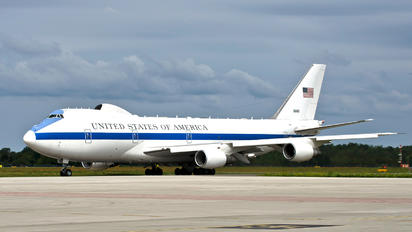 50125 - USA - Air Force Boeing E-4B