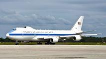 50125 - USA - Air Force Boeing E-4B aircraft