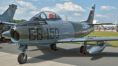 BB-150 - Germany - Air Force Canadair CL-13 Sabre (all marks)