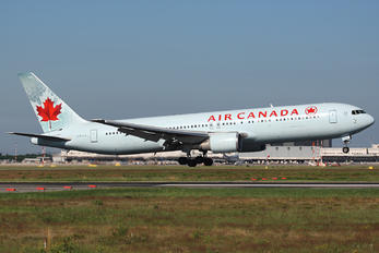 C-FTCA - Air Canada Boeing 767-300ER