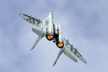 3911 - Slovakia -  Air Force Mikoyan-Gurevich MiG-29