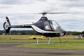 G-CJEK - Private Guimbal Hélicoptères Cabri G2