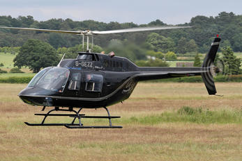 G-GEZZ - Private Bell 206B Jetranger