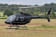 G-GEZZ - Private Bell 206B Jetranger aircraft