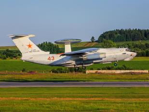 RF-50608 - Russia - Air Force Beriev A-50 (all models)
