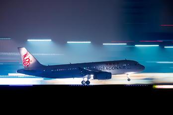 B-HSM - Dragonair Airbus A320