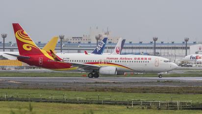 B-1786 - Hainan Airlines Boeing 737-800