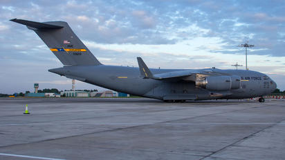 10-0213 - USA - Air Force Boeing C-17A Globemaster III