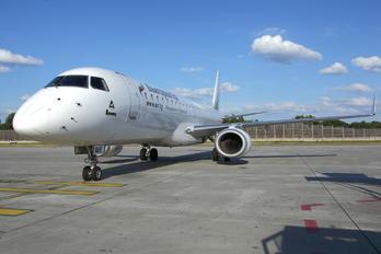 LZ-VAR - Bulgaria Air Embraer ERJ-190 (190-100)