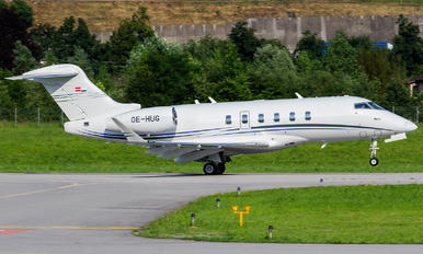 OE-HUG - International Jet Management gmbh Bombardier BD-100 Challenger 300 series
