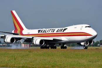 N782CK - Kalitta Air Boeing 747-400F, ERF