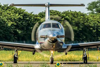 EC-ISH - Private Pilatus PC-12