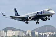 PR-AXQ - Azul Linhas Aéreas Embraer ERJ-195 (190-200) aircraft