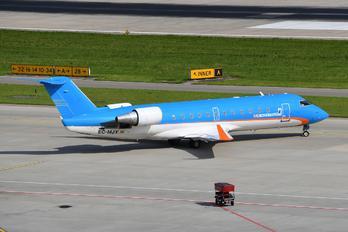 EC-MJY - Air Nostrum - Iberia Regional Canadair CL-600 CRJ-200