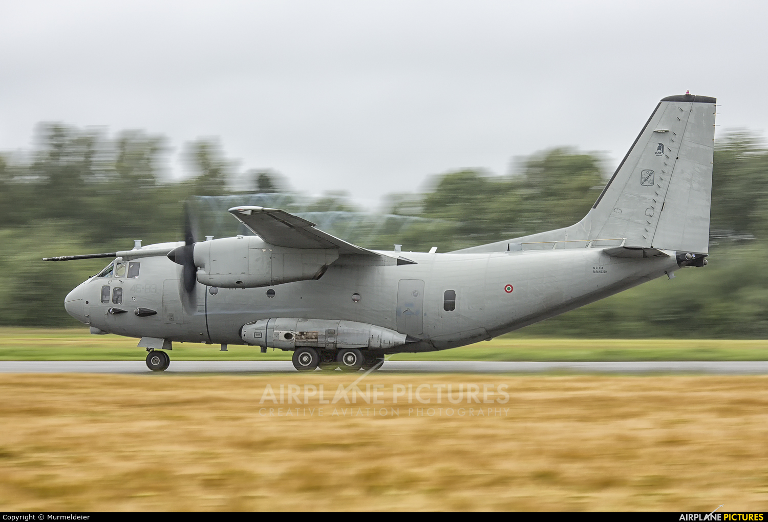 Italy - Air Force MM62220 aircraft at Florennes