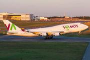 EC-KSM - Wamos Air Boeing 747-400 aircraft