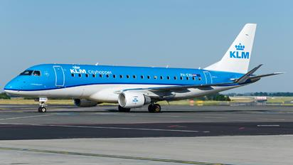 PH-EXG - KLM Cityhopper Embraer ERJ-175 (170-200)