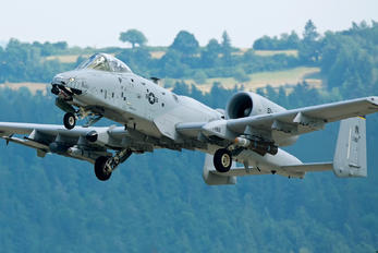 192 - USA - Air Force Fairchild A-10 Thunderbolt II (all models)