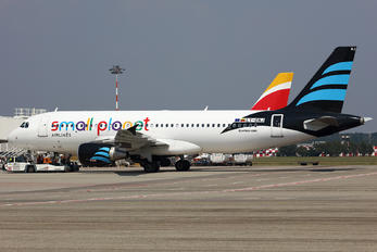 LY-ONJ - Small Planet Airlines Airbus A320