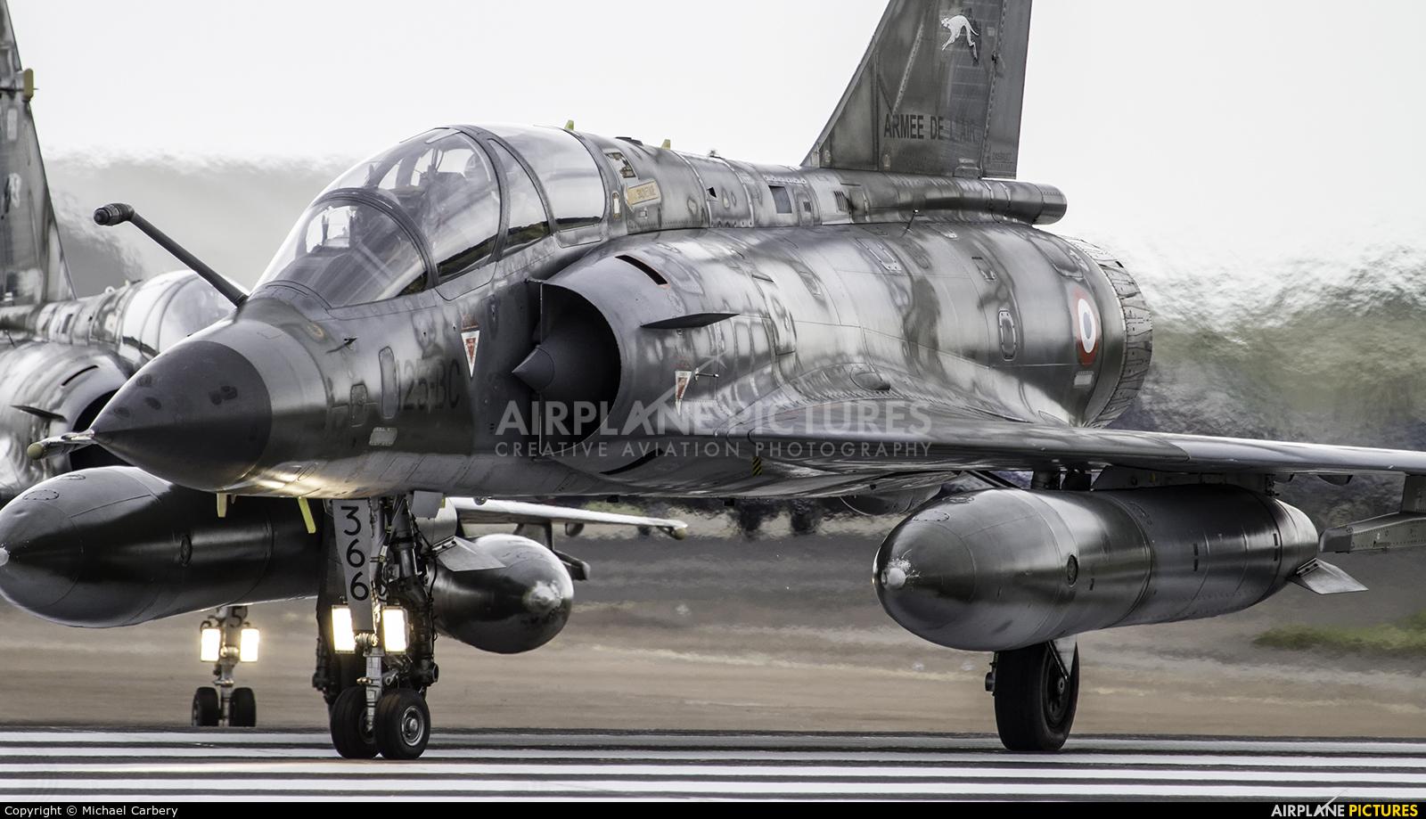 France - Air Force 366 aircraft at Fairford