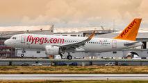F-WWIQ - Pegasus Airbus A320 NEO aircraft