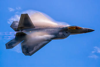09-4181 - USA - Air Force Lockheed Martin F-22A Raptor