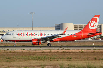 D-ABNM - Air Berlin Airbus A320