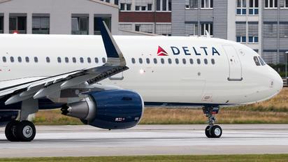 N306DN - Delta Air Lines Airbus A321