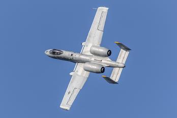 81-0962 - USA - Air Force Fairchild A-10 Thunderbolt II (all models)