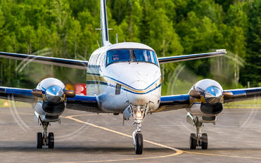 C-GJLP - Propair Inc.Transporteur Aérien Beechcraft 200 King Air