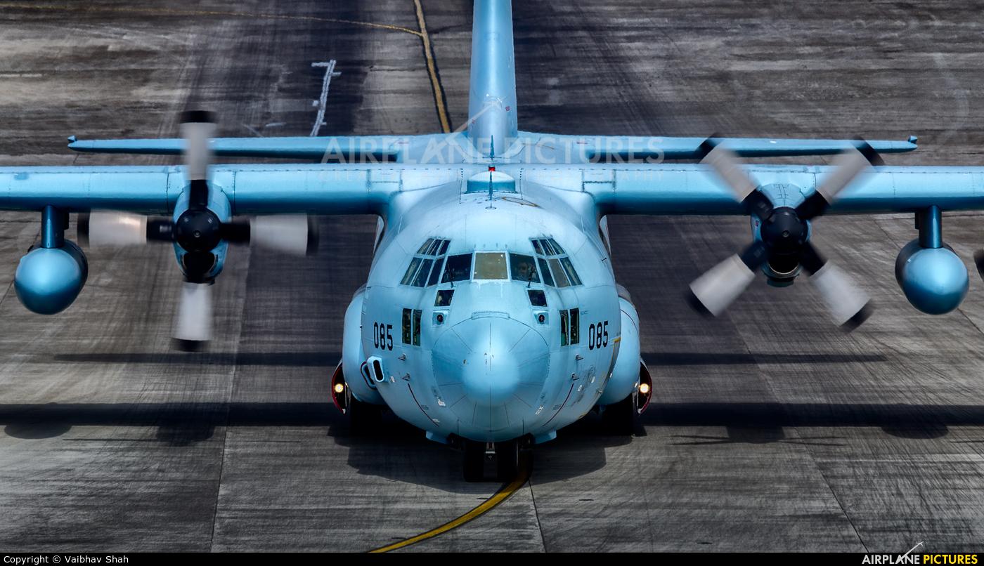 Japan - Air Self Defence Force 05-1085 aircraft at Mumbai - Chhatrapati Shivaji Intl