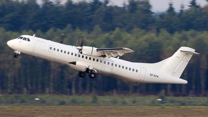 SP-EFK - euroLOT ATR 72 (all models)